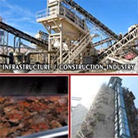 Belting for Infrastructure Construction Industry